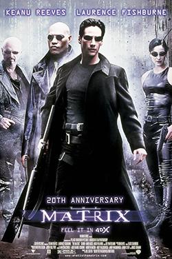 4DX: Matrix poster