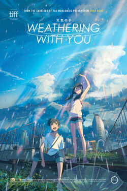4DX: Weathering With You (Subtitled) poster