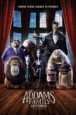 Addams Family (2019) (Reissue) poster