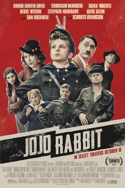 BP20: Jojo Rabbit poster