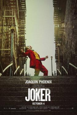 BP20: Joker poster