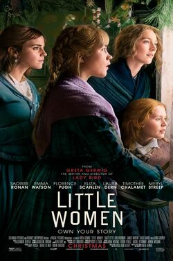 BP20: Little Women (2019) poster