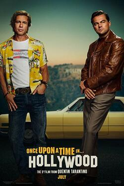 BP20: Once Upon A Time In Hollywood poster