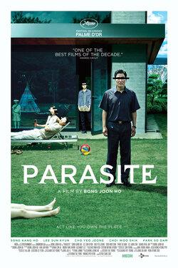 BP20: Parasite poster