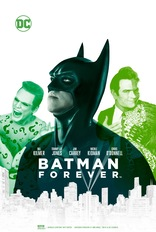 Batman Forever Event Movie Poster
