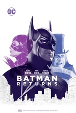 Batman Returns Event Movie Poster