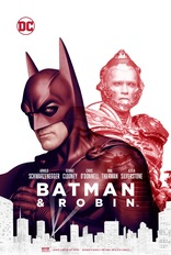 Batman and Robin Event Movie Poster.