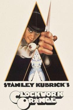 A Clockwork Orange (4K Restoration) poster