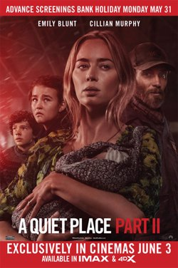 A Quiet Place Part II : Unlimited Screening