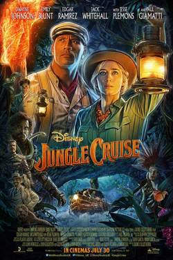 Autism Friendly Screening : Jungle Cruise poster