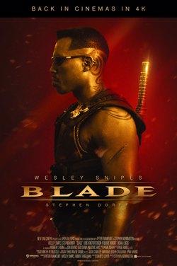 Blade (1998) (4K Restoration) poster