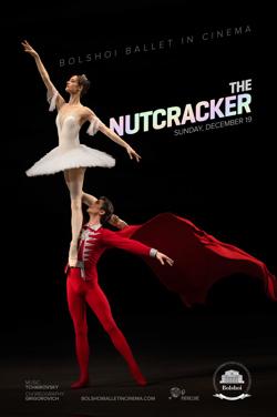Bolshoi 2021 : The Nutcracker (Recorded) poster