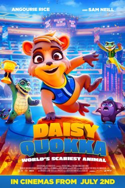 M4J : Daisy Quokka : World's Scariest Animal poster