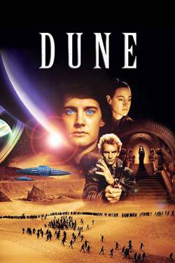 Dune (1984) poster