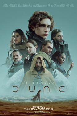 Dune (2021) Unlimited Screening poster