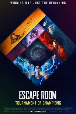 Escape Room : Tournament Of Champions : Unlimited poster