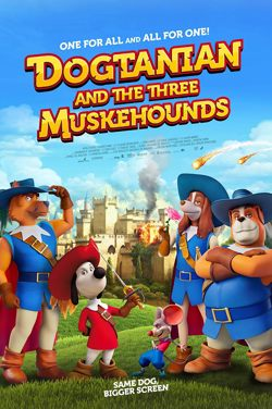 M4J : Dogtanian And The Three Muskehounds poster