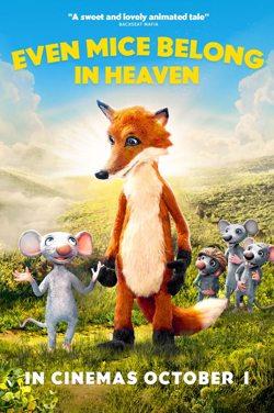 M4J Even Mice Belong In Heaven poster