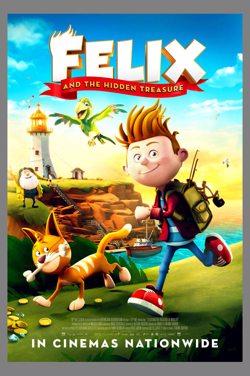 M4J : Felix And The Hidden Treasure poster