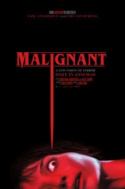Malignant poster