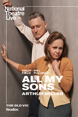 NT Live 2020 Re-Issue : All My Sons poster