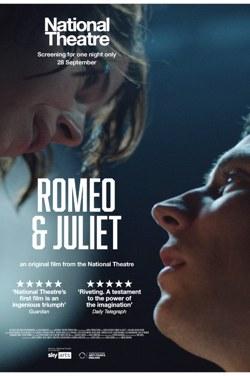 NT Live : Romeo & Juliet (2021) poster
