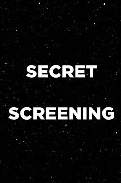 Secret Screening 2 poster