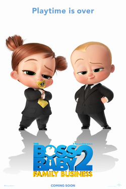 The Boss Baby 2: Family Business poster