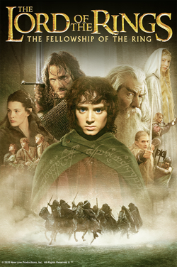 The Lord Of The Rings: Fellowship Of The Ring (4K)