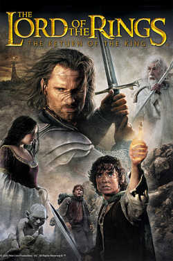 The Lord Of The Rings: Return Of The King (4K) poster