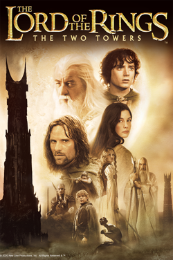 The Lord Of The Rings: The Two Towers (4K) poster
