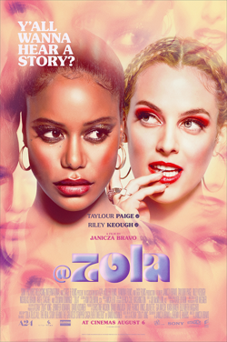 Zola poster