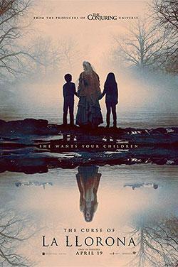 The Curse of La Llorona poster