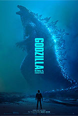 Godzilla: King of Monsters Movie Poster