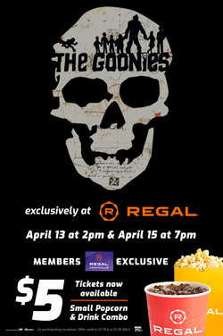 Goonies (2019) poster