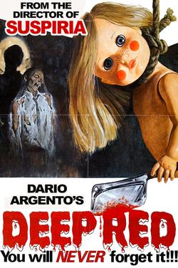 HF19: Deep Red (1976) poster