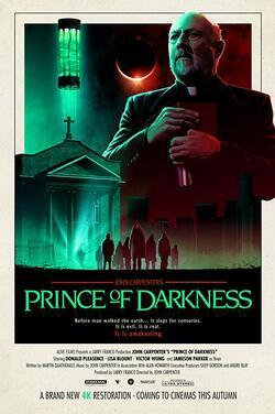 HF19: John Carpenter's Prince of Darkness (1987) poster