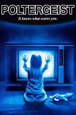 HF19: Poltergeist (1982) poster