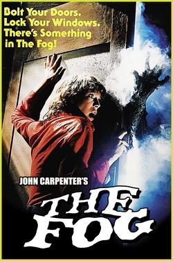 HF19: The Fog (1980) poster