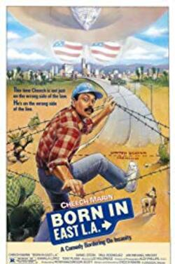 HH: Born in East L.A poster