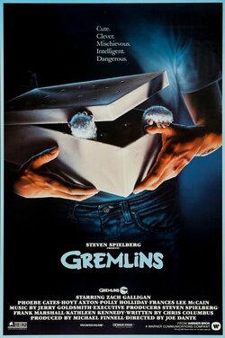 HS19: Gremlins poster