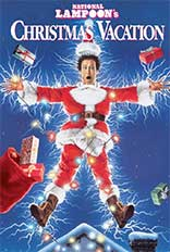 National Lampoons Christmas Vacation Movie Poster