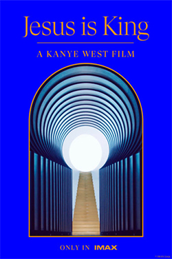 IMAX: Kanye West's, Jesus Is King