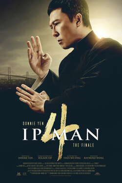Ip Man 4: The Finale poster