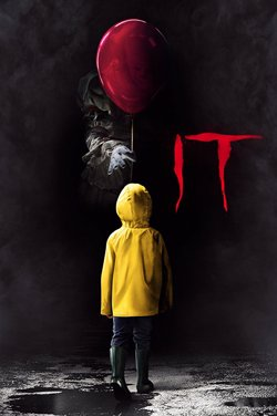 It Chapter One - Rerelease poster
