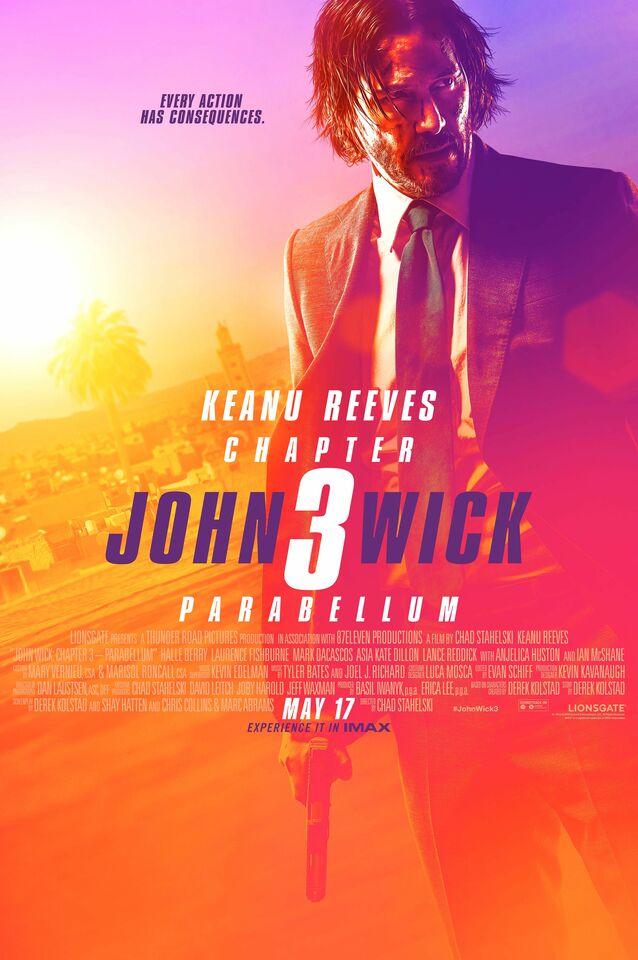 John Wick: Chapter 3-Parabellum