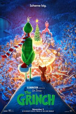 Click here to visit KS19: Dr. Seuss' The Grinch (2018) movie page