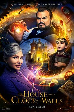 KS19: House with a Clock in Its Walls poster