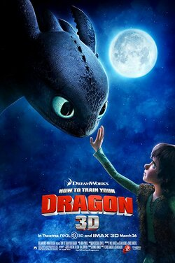 KS19: How to Train Your Dragon poster