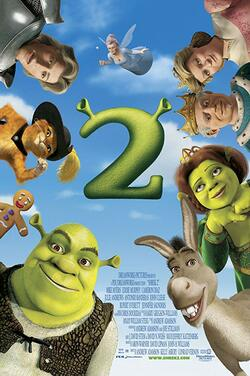 KS19: Shrek 2 poster